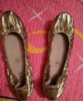 Балетки новые 39 р, женская спортивная обувь на танкетке, Череповец
