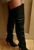 Ботфорты, 37-38 размер, кроссовки richmond женские, Вологда
