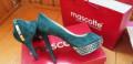Полуботинки женские бежевые, туфли, Тарногский Городок