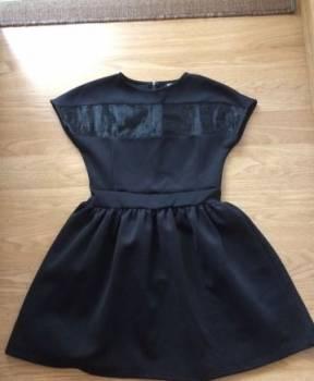 Платье м-46р, платье футляр шифон