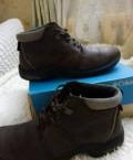 Зимние ботинки timberland с мехом мужские euro rock, ботинки, Моргауши