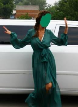 Вечернее (выпускное) платье, пуховики фирмы фин флаер