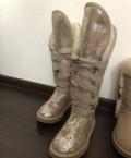 Кроссовки reebok classic leather crepe trainers, угги pusha австралия, Хабаровск