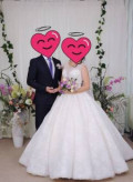 Купить платье в бонприкс повседневное, свадебное платье Naviblue bridal, Энгельс