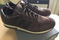 Обувь для мужчин зима рикер, кроссовки New Balance 996, Дубовое