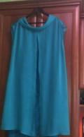 Летние платья 48 размера, платье изумрудного цвета, Пенза