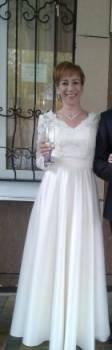 Короткое платье на дискотеку, свадебное платье, Таловая