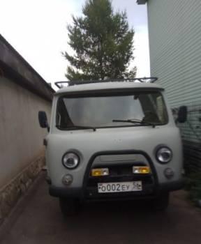 УАЗ 2206, 2009, купить тойоту минивэн с повышенным клиренсом