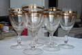 Фужеры, рюмки, стаканчики, стаканы из стекла СССР, Агеево