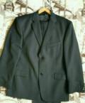 Colin's мужская джинсовая куртка, костюм новый, Смоленск