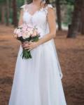 Продам свадебное платье, розовое платье bershka, Симферополь