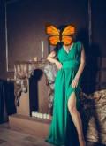 Платье в пол, интернет магазин одежды от пынзарей, Суходол