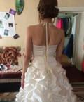 Платье свадебное, магазины с большим размером одежды, Дубовое