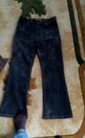 Купить мужские джинсы hugo boss, оригинальные джинсы темносерые, Владимир