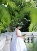 Свадебное платье А-силуэта, каталог одежды фирмы оджи, Путевка