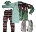 Пальто, обувь, легенсы, платье с рукавами колокол, Тамбов