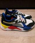 Ботинки мужские дизель, кроссовки Puma RS-X, Пильна