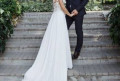 Свадебное платье, яркие брендовые платья из италии, Самара