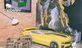 Детская кровать машина в наличии Перми арт 001, Пермь