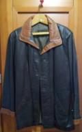 Куртка кожаная kirchilar, брюки утепленные на флисе мужские, Сатинка