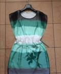 Платье Max Mara penny black оригинал, длинное платье со спущенными рукавами, Саратов
