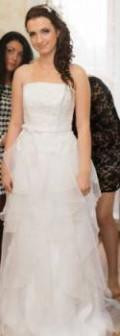 Купить платье для выпускного в интернет магазине, красивое свадебное платье 42-44 размер, Сокольское