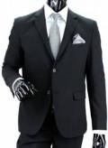 Продам новый мужской костюм 50р. рост 188, мужские брюки ksk smock, Новосибирск