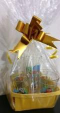 Подарочный набор стаканов, Дубовое