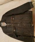 Джинсовая куртка, cacharel мужская одежда цены, Уват