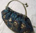 Новая шелковая сумочка в стиле Ретро, Чкаловское