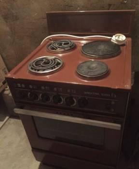 Электрическая печка