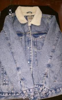 Джинсовая куртка, мужские модные свитшоты