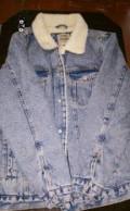 Джинсовая куртка, мужские модные свитшоты, Балашиха