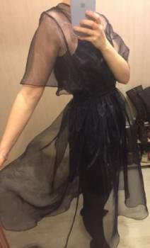 SHI SHI платье 44-46, свадебные платья с рукавами приталенные