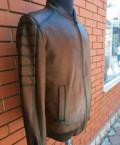 Куртка аляска мужская канада, кожаная куртка bomber, Черноморское