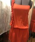 Платье Pinko, модная одежда для женщины полноватой 45 лет, Гигант