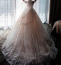 Продаю свое свадебное платье, стильный пуховик оверсайз купить, Елизаветинское