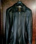 Кожаная куртка, мужское пальто на меховой подкладке, Опочка