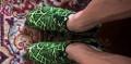 Мужские ботинки на толстом каблуке, новые кеды 26. 5 см, Озерск