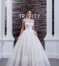 Летнее платье свободного кроя с воланом, свадебное платье, Дубовое