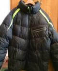 Купить мужское пальто бежевого цвета, куртка зимняя, Ивня