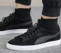 Кроссовки adidas spezial серые, замшевые Кроссовки Puma Suede Classic Sock 365875