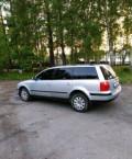 Кадиллак эскалейд с пробегом в россии, volkswagen Passat, 2000, Москва