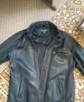 Куртка кожа, костюм мужской летний билд, Орел