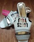 Обувь из крокодиловой кожи купить, сандалии женские на каблуке. Новые. р.41 (27см), Севастополь