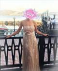Италия Дизайнерское платье Elisabetta Franchi, куртка женская коламбия титаниум, Самара