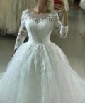 Женская одежда для офиса акции, свадебное платье новое, Авсюнино