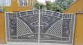 Кованые ворота, Солуно-Дмитриевское