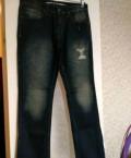 Мужские джинсы новые, майка футболка расшитая пайетками, Иваново