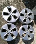 Оригинальные диски на дэу матиз, r16 5/114, 3 оригинальные киа, Краснознаменск